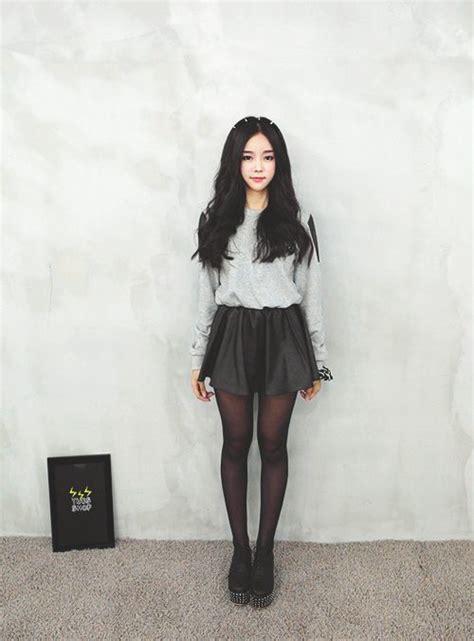Outfit coreano #kfashion #Korean #fashion #koreanfashion #korea #ulzzang | u2022Cute Outfits ...