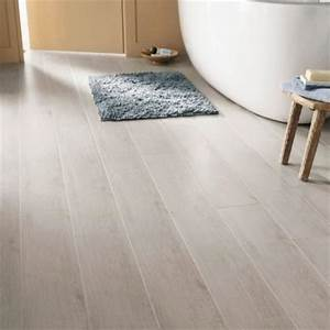 parquet castorama le catalogue 20 photos With parquet salle de bain gris
