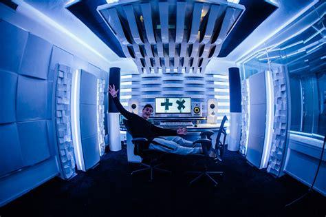 future home interior design martin garrix 39 s studio