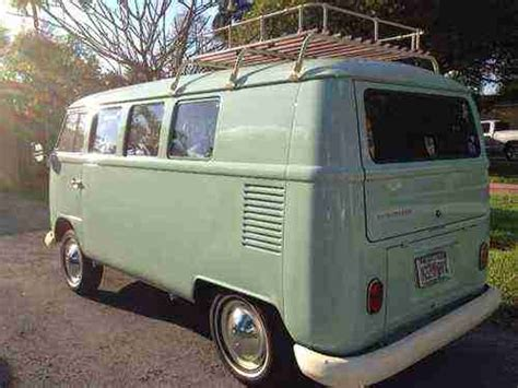 buy   vw kombi  rust daily driving beauty