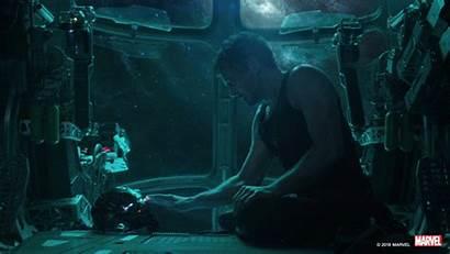 Endgame Avengers Tony Marvel Iron Stark Studios