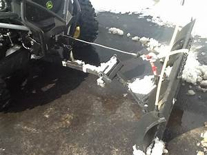 Diy Utv Snow Plow
