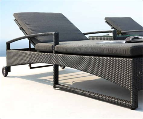lavita lounger from iola s luxury rattan sunbed collection