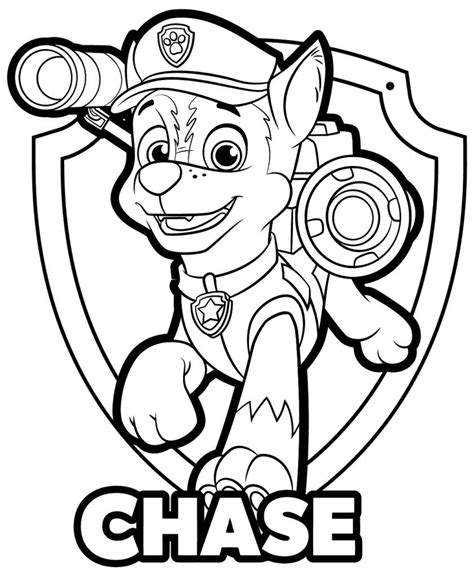 25 Fresh Paw Patrol Coloring Page in 2020 Paw patrol