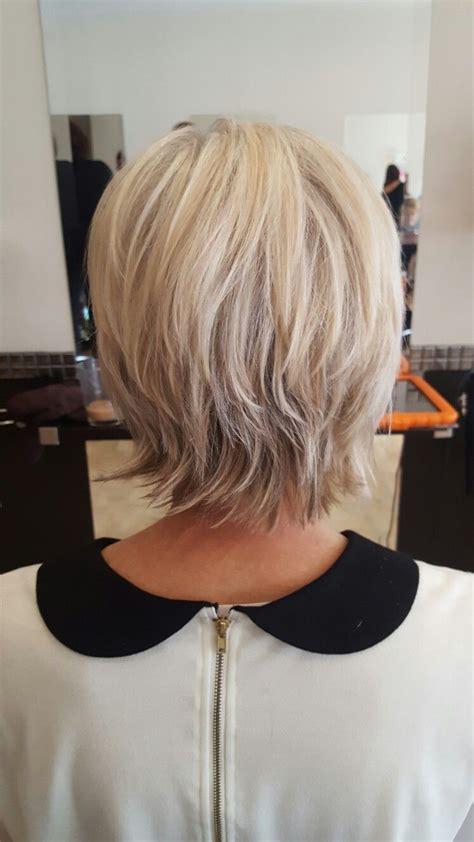 funky short blonde cut favorite hairstyles
