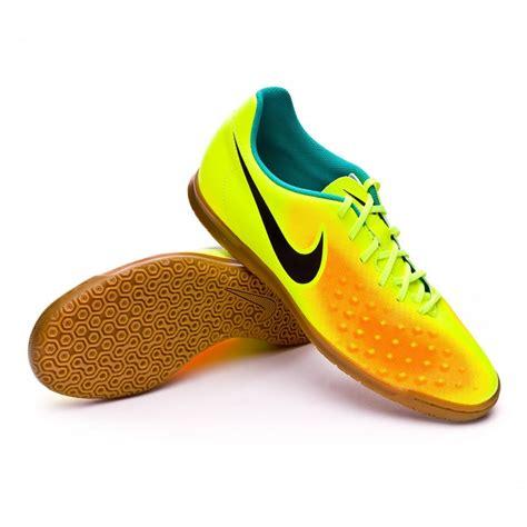 zapatilla de hombre nike naranja negro magistax ola ii tf 75231 botas de futbol calzado hombre jabtmch botas futbol sala foro