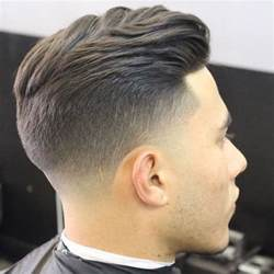 Short Hair with Taper Fade Haircut for Men