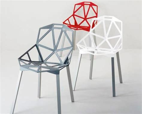 chaise empilable chair  chaise du futur