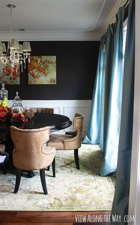 Decorating A Dining Room Before And After