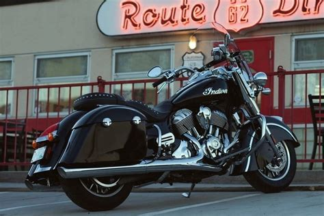 Indian Springfield Image by Indian Motorcycles Springfield