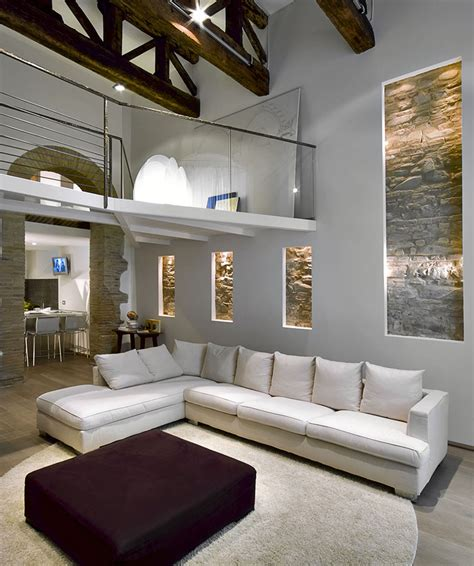 Painting Living Room High Ceilings by 45 Living Room With High Ceiling Designs 19 Beautiful