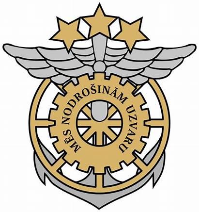 Svg Logistics Emblem Latvian Command Wikipedia Commons