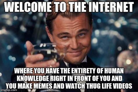 Knowledge Meme - leonardo dicaprio cheers meme imgflip