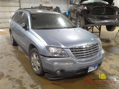 2005 Chrysler Pacifica Transmission Problems by 2005 Chrysler Pacifica Automatic Transmission Awd Ebay