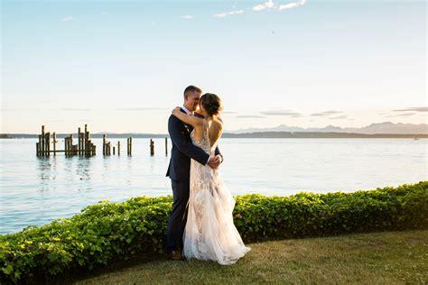 Ballard Bay Club Wedding Photos