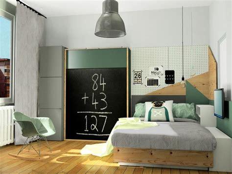 ikea chambre 3d chambre garçon lit et placard ikea lit escamotable image