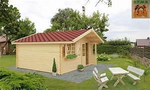 Chalet Bois Kit : kit chalet en bois habitable de loisirs laurier 20 de 20 ~ Carolinahurricanesstore.com Idées de Décoration