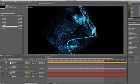 Download After Effects Trapcode Particular Project File