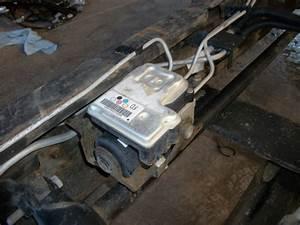 Abs Module  W   Hydraulic Pump  -- P  N Abs020 Sil --  200   P2