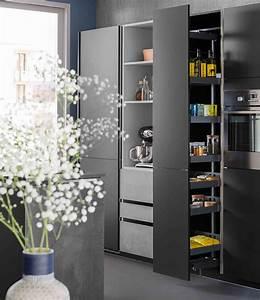 Armoire Rangement Cuisine : meubles de rangement astucieux mobalpa ~ Teatrodelosmanantiales.com Idées de Décoration