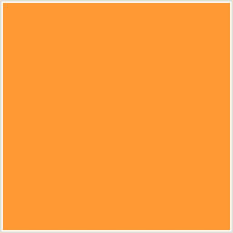 orange color code ff9933 hex color rgb 255 153 51 neon carrot orange