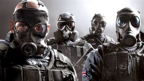 what does siege rainbow six siege five newbie defender operators