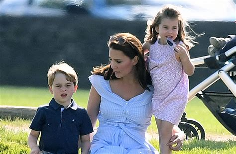 kate middletons clever trick   prince george