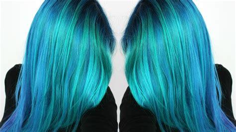 Peacock Hair Tutorial Youtube