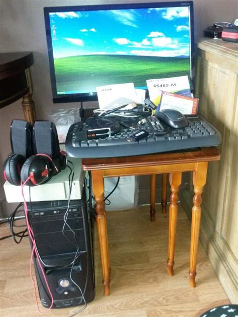 ordinateur bureau wifi troc echange ordinateur de bureau tv lan wifi audio