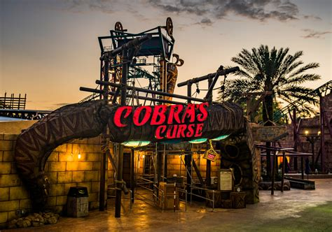 busch gardens hours sunday cobra s curse spin coaster set to open june 17 at busch