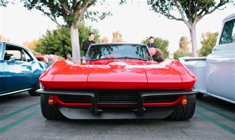 big red  baddest  corvette youve   vettetv