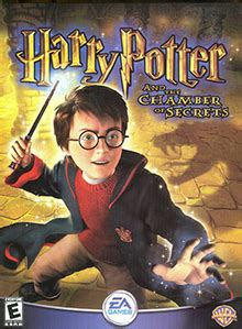 Harry Potter And The Chamber Of Secrets (video Game
