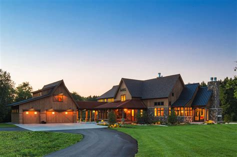 visually inspiring rustic farmhouse in the minnesota countryside