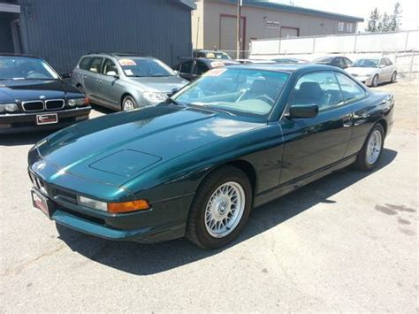 Bmw Bend Oregon by Sell Used 1994 Bmw 840 Ci In Bend Oregon United States