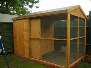 Wooden Bird Aviary Aviaries, Accessories and Bird Care