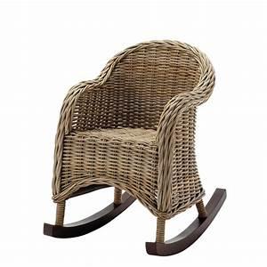 Rocking Chair Maison Du Monde : rocking chair enfant key west maisons du monde ~ Teatrodelosmanantiales.com Idées de Décoration