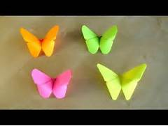 Origami Butterfly  How...
