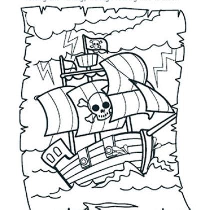 Pirate Ship Coloring Page by Coloring Pages For Coloring Pirate