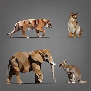 Geometric Animal Shapes | www.pixshark.com - Images ...