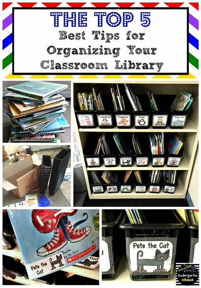 Classroom Library Organization Kindergarten Organized Tips Station