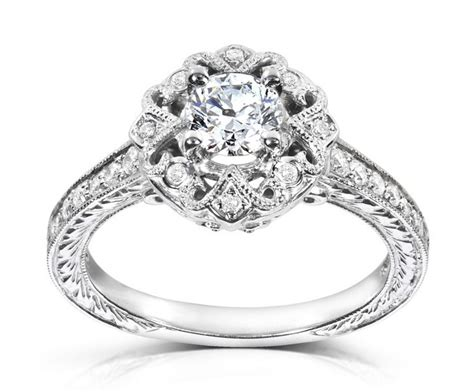 Affordable Engagement  Ee  Rings Ee   Glamour
