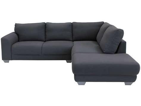 canapé 6 places droit canapé d 39 angle fixe droit 5 places en tissu daryl coloris