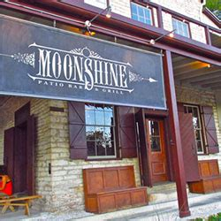 Moonshine Patio Bar Grill by Best Restaurants In Downtown