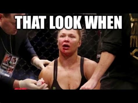 Memes Now - ronda rousey s losing memes what s trending now youtube