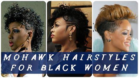 40 Best Mohawk Hairstyles For Black Women