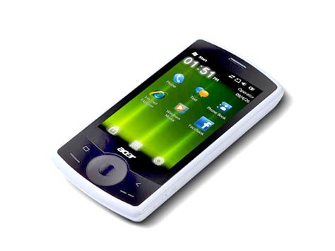 acer mobile htc mobile acer betouch e101