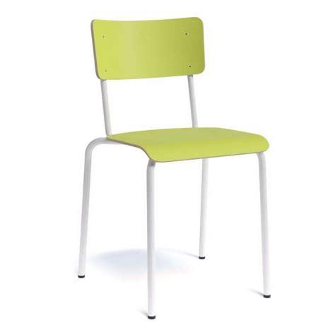 chaise vintage en m 233 tal et bois coll 232 ge 4 pieds