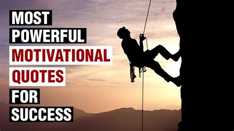 Most Powerful Motivational Quotes For Success In Life