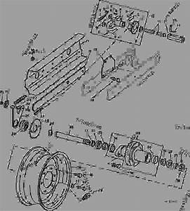 Drive Wheel Assembly  E02