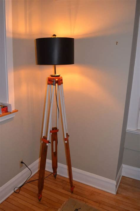 surveyor tripod by david white as floor l for sale at